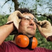 Stihl Face, Ear & Eye Protection